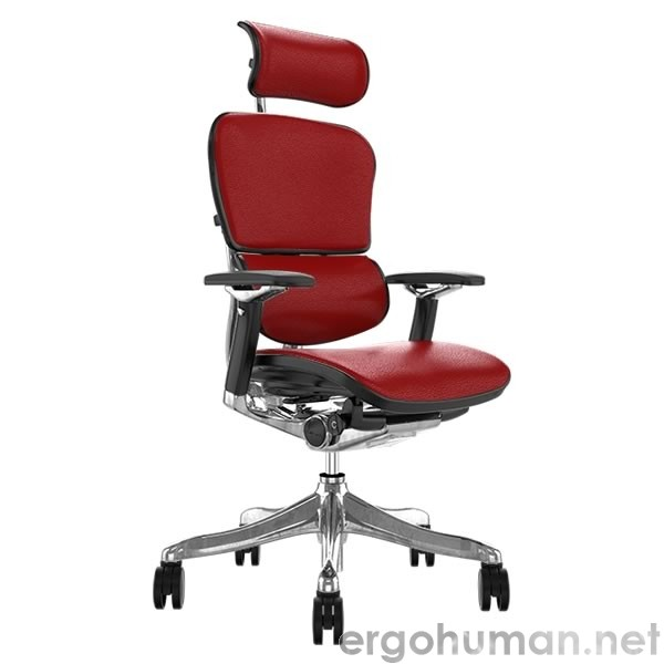 Ergohuman Plus Leather Office Chair - Top of the Range